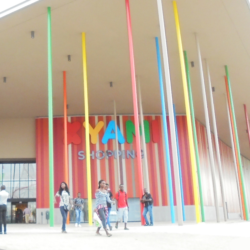 XYAMI SHOPPING MALL NOVA VIDA